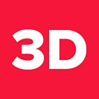 3Dynamisch Uitgelichte foto